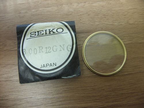 Seiko Original - Glass Rnd - 300R12GNG